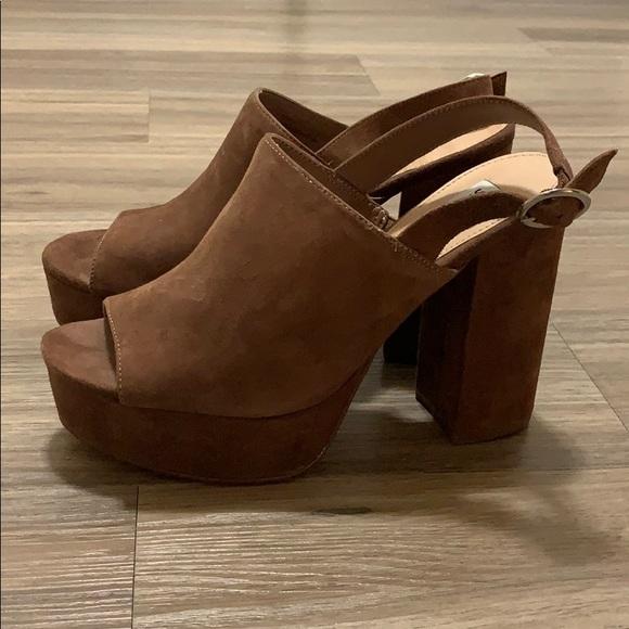 Carter Platform Sandal | Poshmark